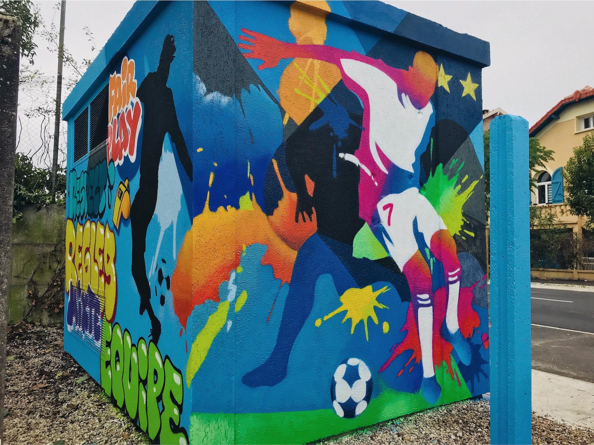 Montauban-ateliers-graffiti-foot-animation-graffeur-toulouse