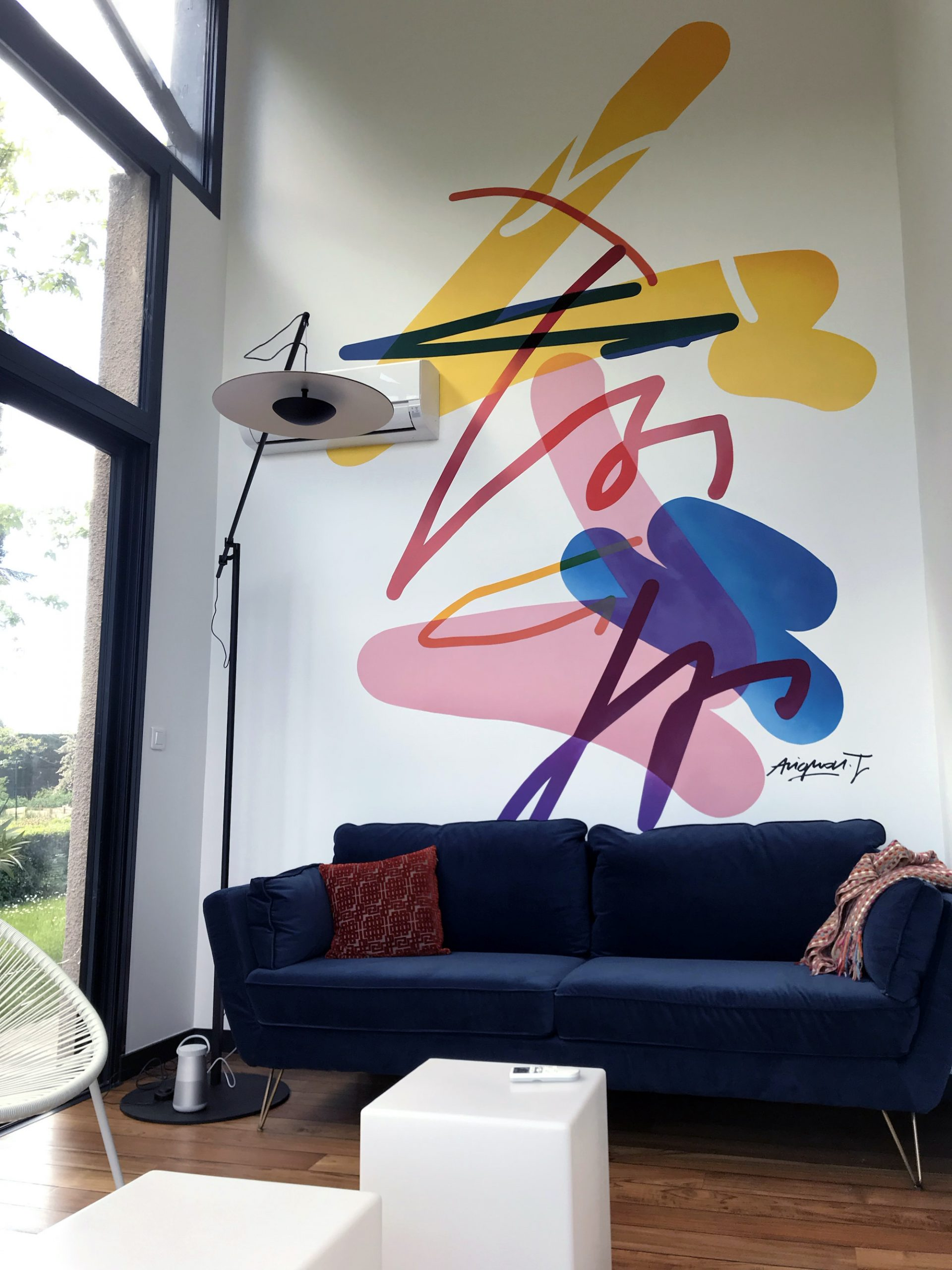 deco-interieur-graffiti-abstrait-streetart