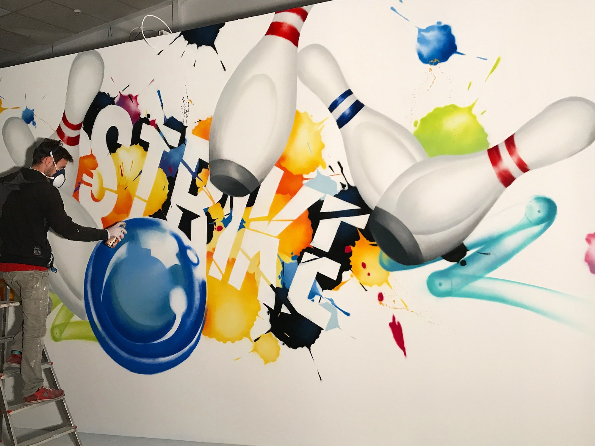 graffiti-bowling-deco-fresque
