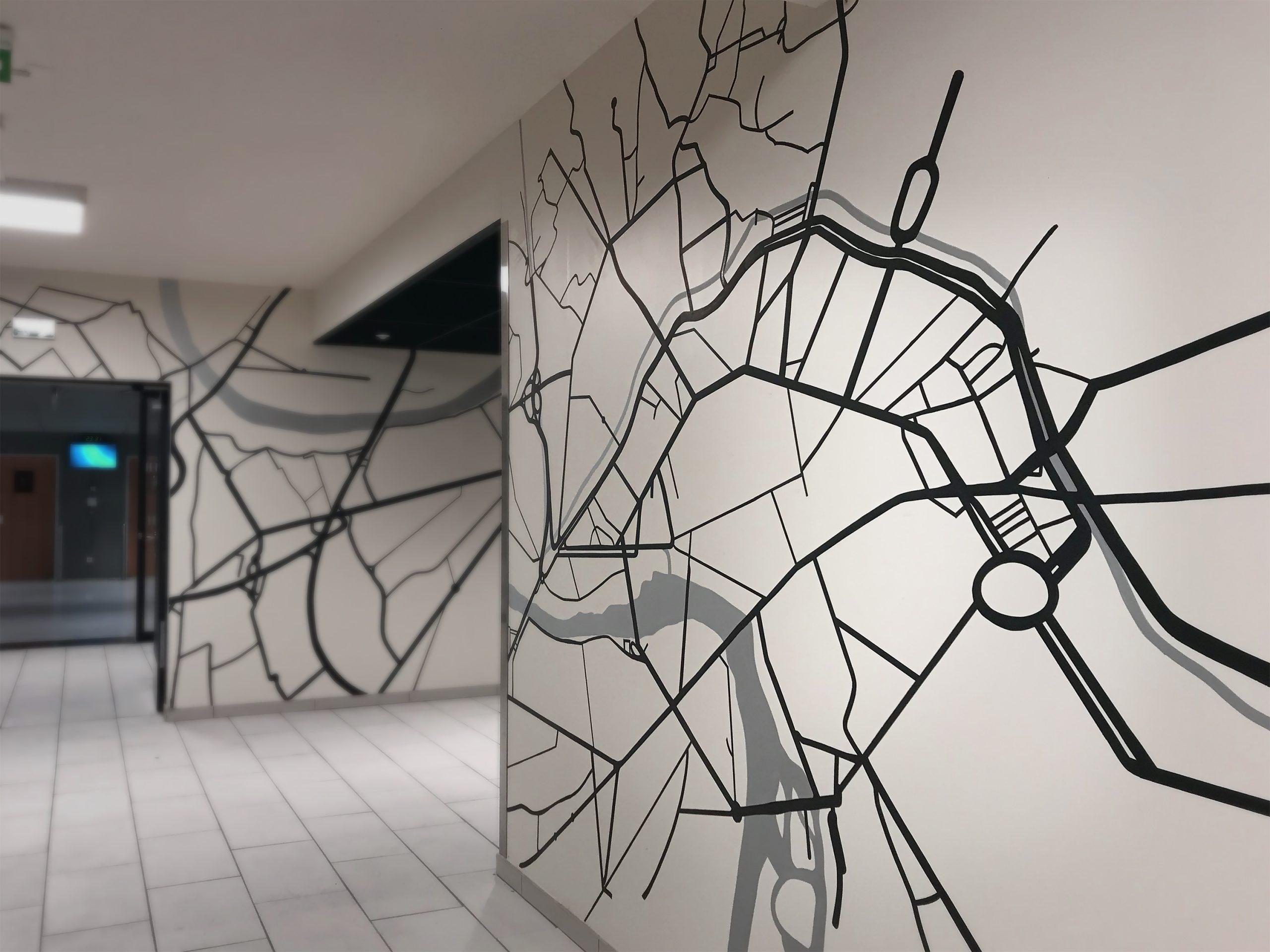 lines-map-decor-graphique-design-mural