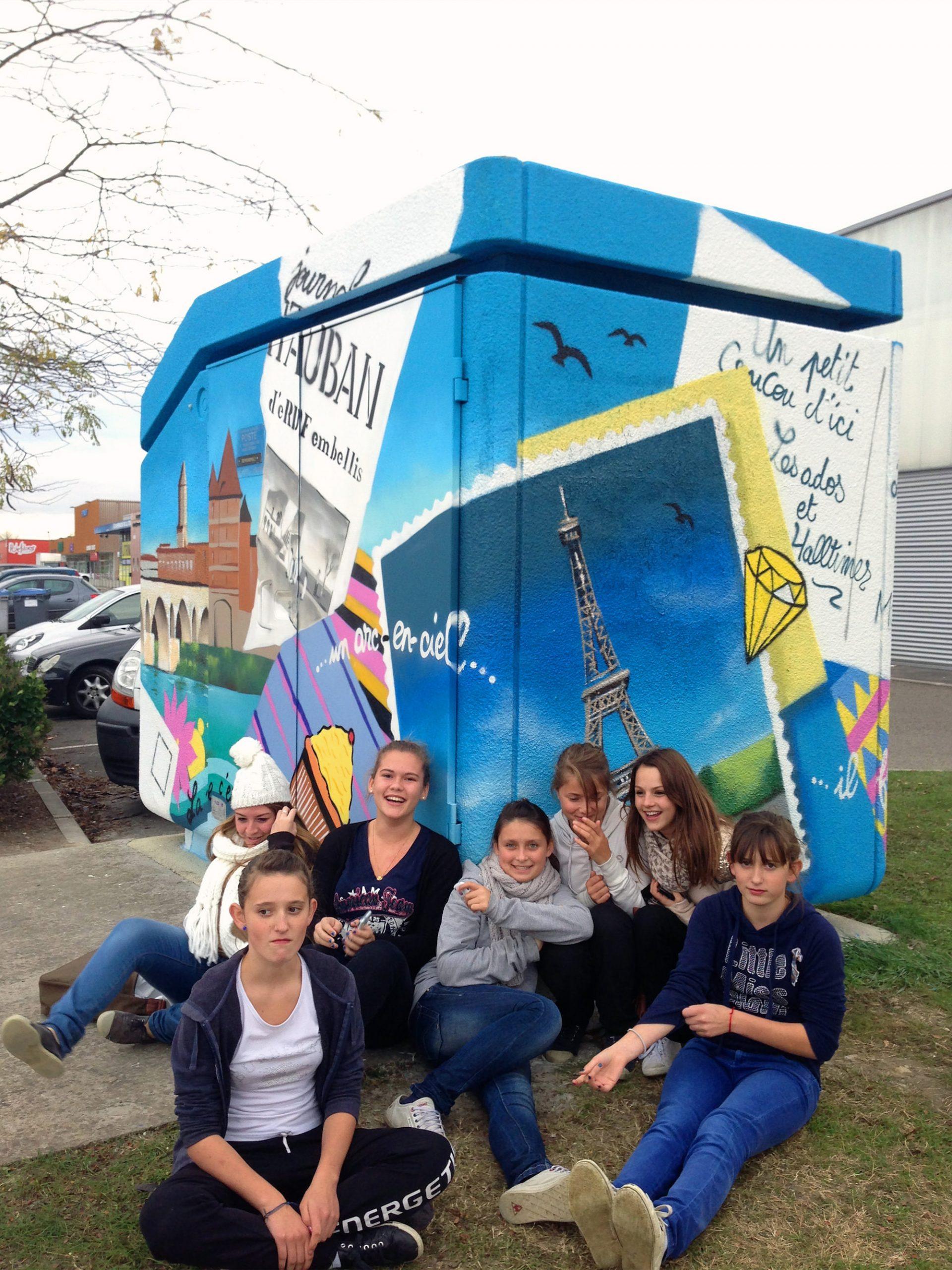 poste-transformation-graffiti-montauban-graffeur