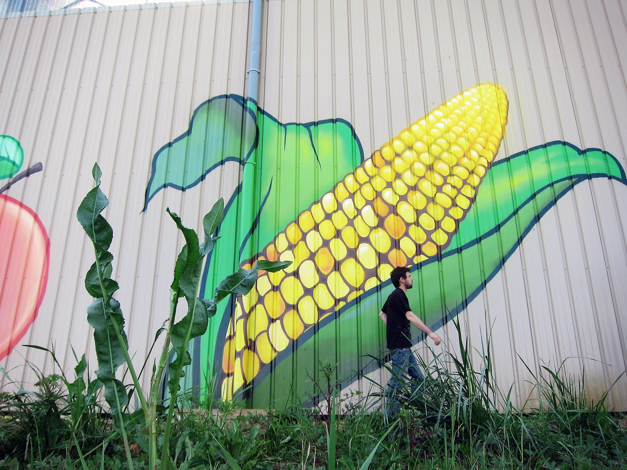 CUMA fresque agricole dessin agriculture saint julien tarn et garonne