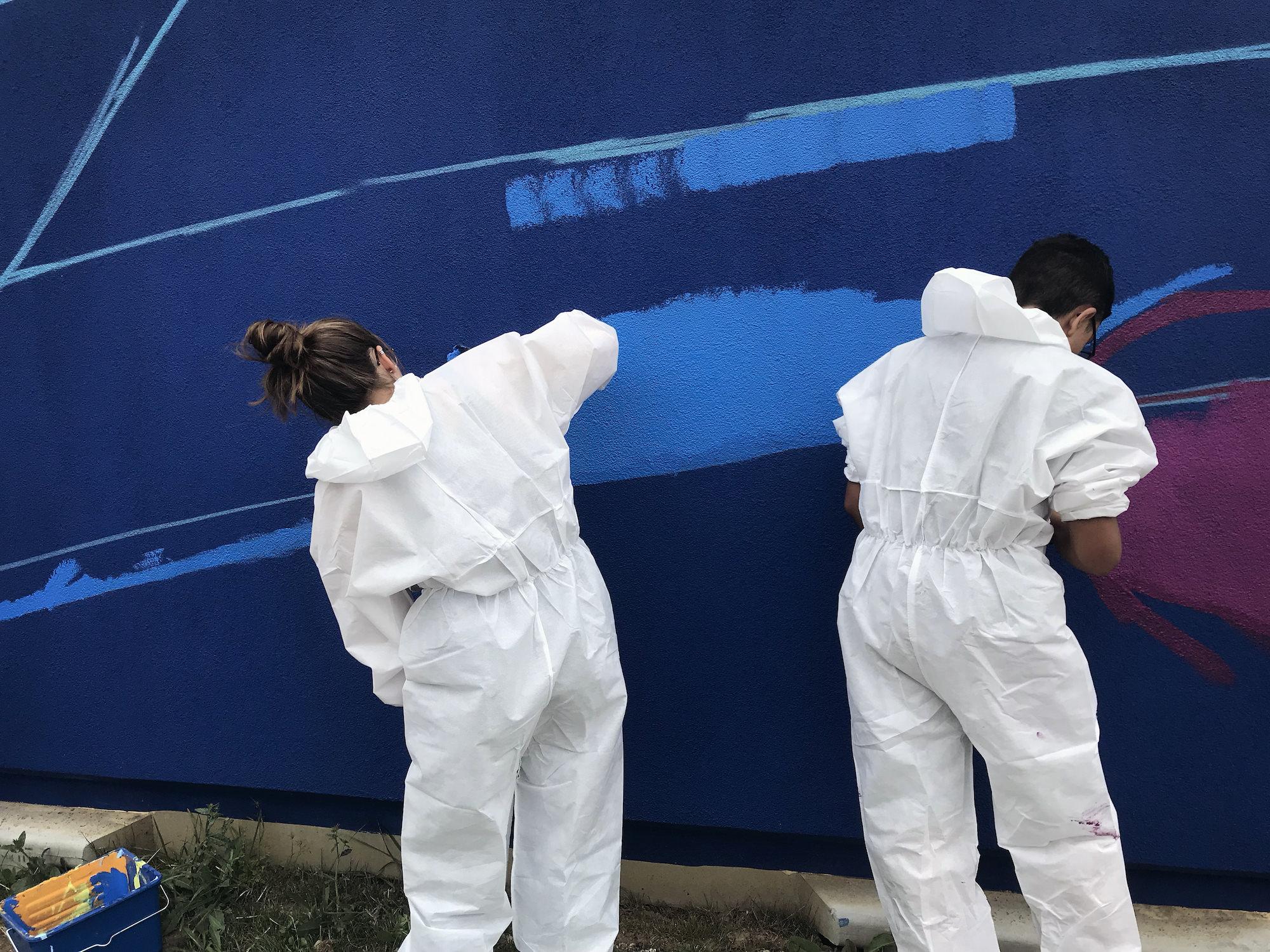 atelier graffiti jeunesse enfant