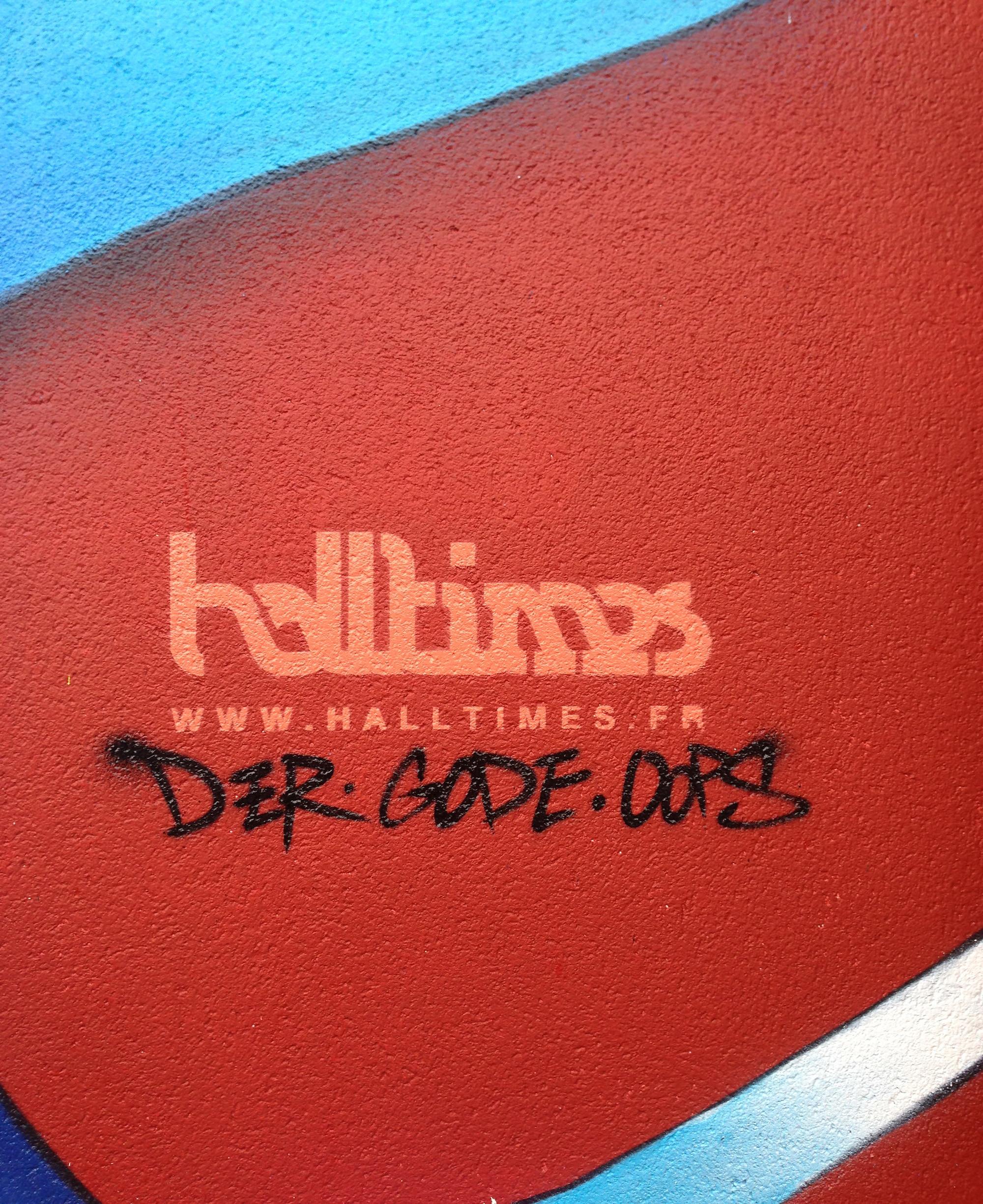 graffeurs toulosue graff halltimes