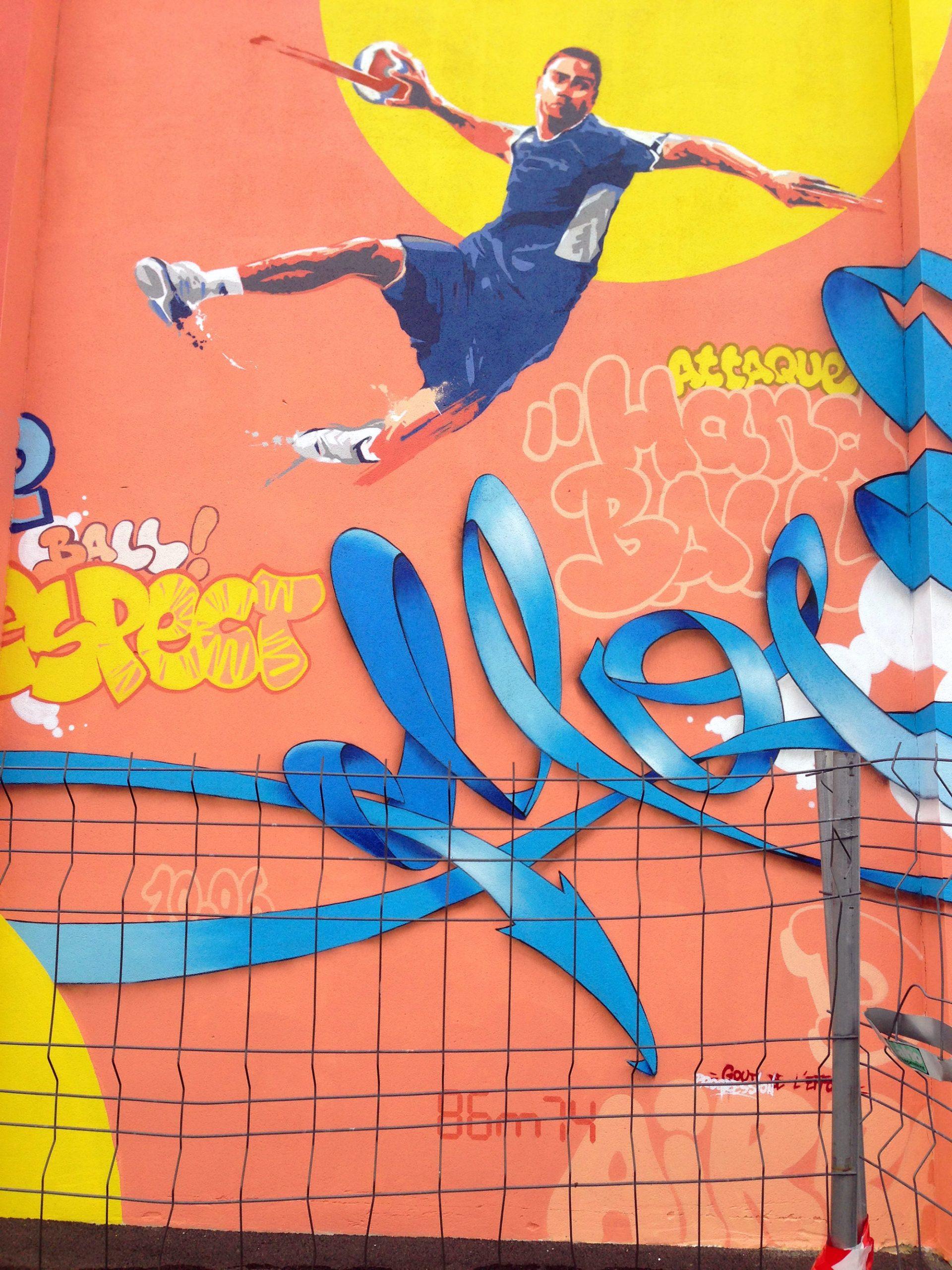 sport-graffiti-handball-gymnase-fresque