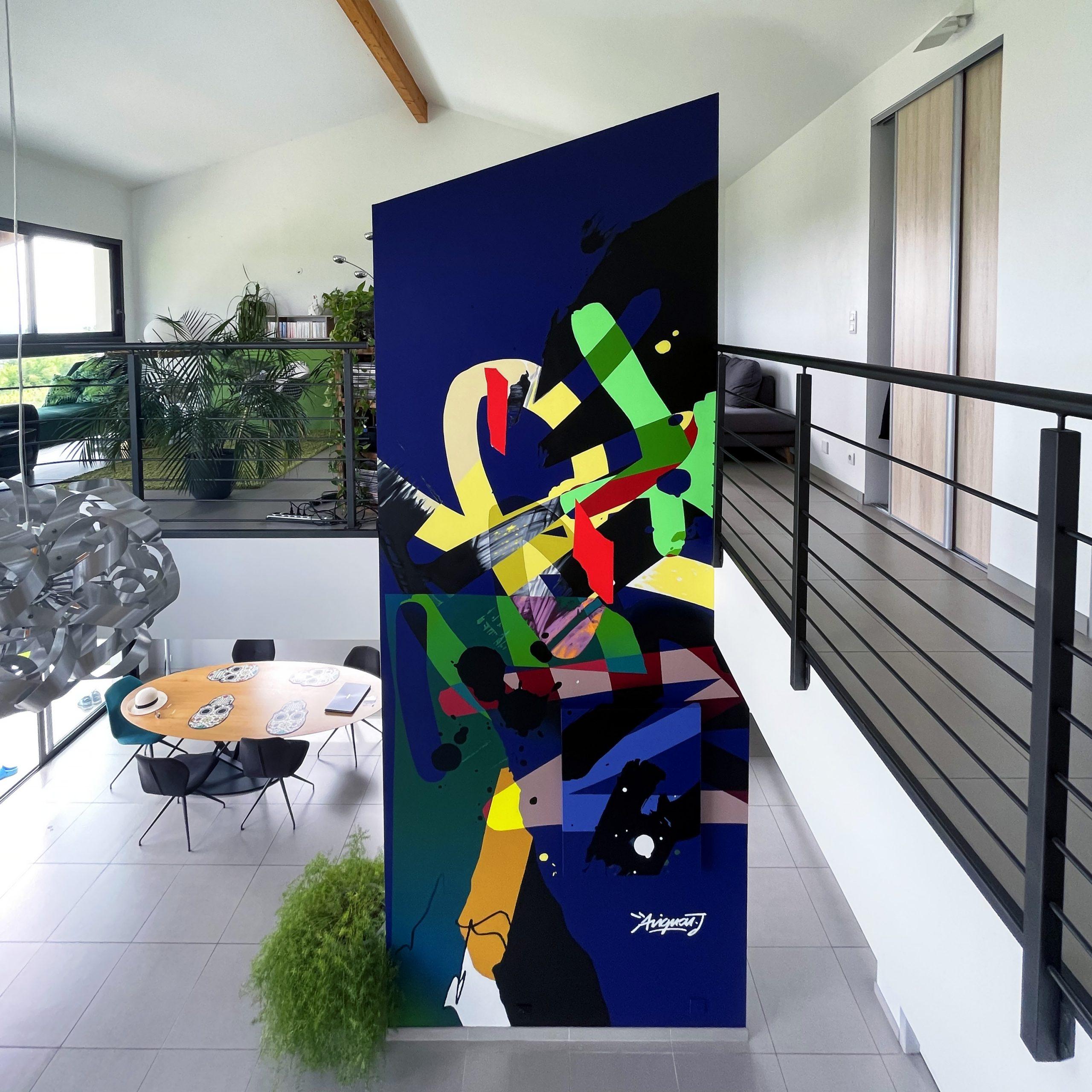 decoration-design-fresque-peinture-murale-decorateur-toulouse